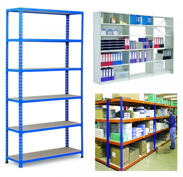 Shelving and Longspan